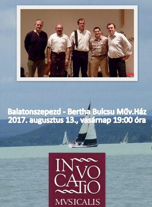 Nyári koncertek a Balatonnál II.